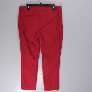 Banana republic Hampton pant sz 12